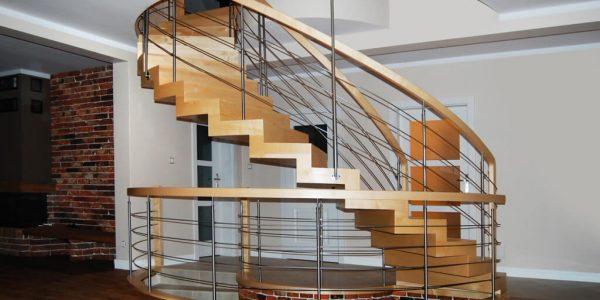Popularne rodzaje schodów instalowane w budynkach